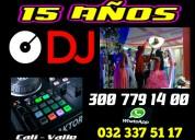Alquiler de sonido en cali 3007791400 dj professio
