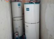 Servicio tecnico de calentadores en acero inoxidab