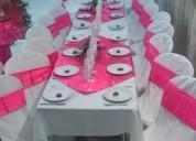 Eventos sociales banquetes 4592979