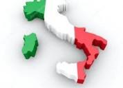 ¡el curso de italiano  que más te conviene!