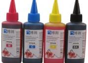 Tintas para impresoras tipo generica