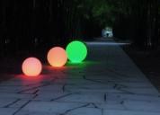 Venta y alquiler de esferas led