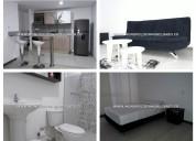 apartaestudio loft amoblado renta sabaneta cod++*: