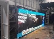 Se vende permuta o alquila pantalla gigante led