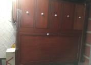 Vendo armario de madera grande