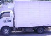 Vendo furgon refrigerado