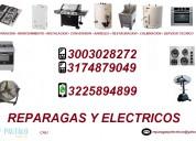 Servicio para estufas, hornos, calentadores