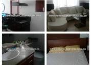 apartaestudio amoblado renta poblado cod*+>: 10963