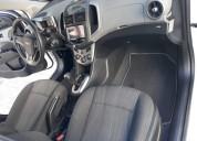 Chevrolet sonic / modelo 2016