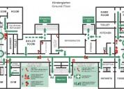 Levantamientos y dibujada de planos de rutas de ev