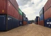 Contenedores de 20 y 40 pies | world container col