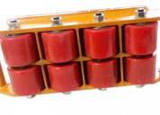 Patines de carga 1.5, 2.5, 3, 6, 8 y 12t