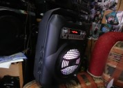 Vendo minicabina parlante sonido potente usb minis