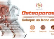 Tratamiento cientifico osteoporosis colombia.