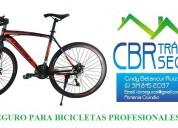 Seguro economico para bicicletas