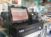 Sistema pos cajas regitradoras