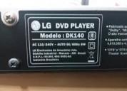 Venta de dvd lg con karaoke mod (dk 140)