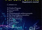 Hombre orquesta y grupo de millo fusión