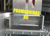 Tajadoras (promaquinas rg)
