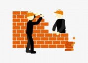 Contratista construccion y acabados busco empleo en cali