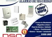 Promocion cctv alarmas y mantenimiento en cúcuta