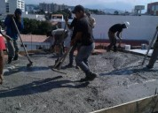 Residente de obras y acabados en cúcuta