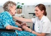Cuido enfermos en casa y hospitales en turbaco