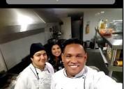 Se Ofrece Cocinero Chef Colombiano en Bogotá