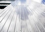 Teja trapezoildal de 3 05 mts largo en yotoco