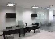 Arriendo oficina amoblada centro empresarial seguros atlas en bucaramanga