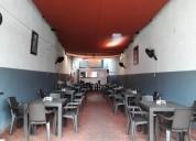 Vendo restaurante y o local acreditado en villavicencio