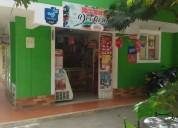 Se vende tienda economica en bucaramanga