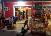 Se vende restaurante pizzeria comidas rapidas en ibagué