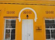 Se vende hostal de buenisima reputacion a una cuadra del mar centro historico santa marta