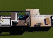 apartamentos y casas fabricadas con contenedores maritimos en bogotá