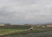 Vendo productiva finca agricola ganadera con riego en tota boyaca inf en tota