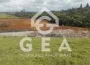 480 lote urbano en el cofre de 6000 m2 en popayán