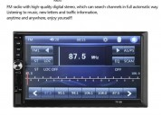 Radios mp5 pantalla tactil 7 para carro se obsequia camara de reversa audio - electrónica