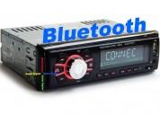 Combo de radio bluetooth 2 parlantes 4 pulgadas gratis domicilio audio - electrónica