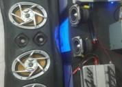 Sonido para carro barato wap audio - electrónica