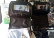 Pantallas cabeceros dvd usb sd y juegos audio - electrónica