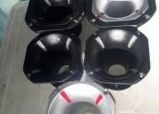 Difusores para draivers de 2 pulgadas audio - electrónica
