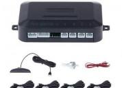 Sensor trasero de proximidad para vehiculos universal audio - electrónica