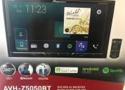 Radio pioneer pantalla audio - electrónica