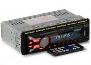 Combo de sonido para tu carro radio bluetooth 2 parlantes 6 pulgadas gratis domicilio audio - electr