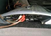 Planta boss y bajo kenwood tornado full audio - electrónica