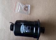 Filtro gasolina para montero fuel injection accesorios - repuestos