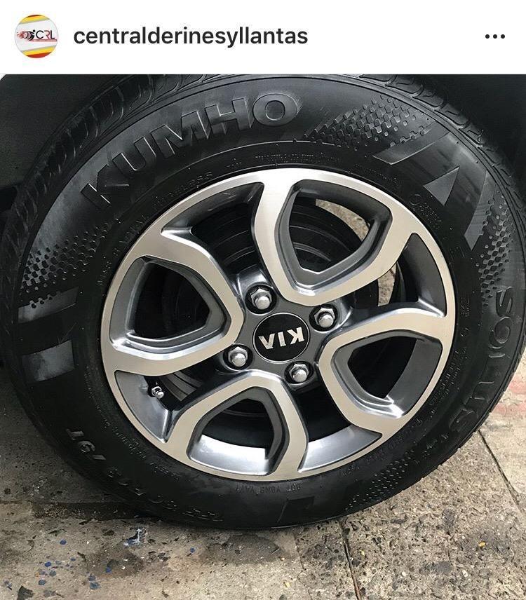 Rines 13 Kia Picanto 2018 Accesorios - Repuestos