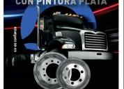 Vendo rines de camion a credito accesorios - repuestos