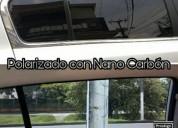 Polarizados en nano carbon y nano ceramica garantia de 10 anos desde otros